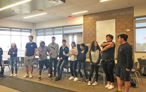 Link Crew Focuses on Welcoming Incoming Freshmen on Campus