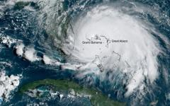 Hurricane Dorian Wreaks Havoc Throughout Atlantic Ocean