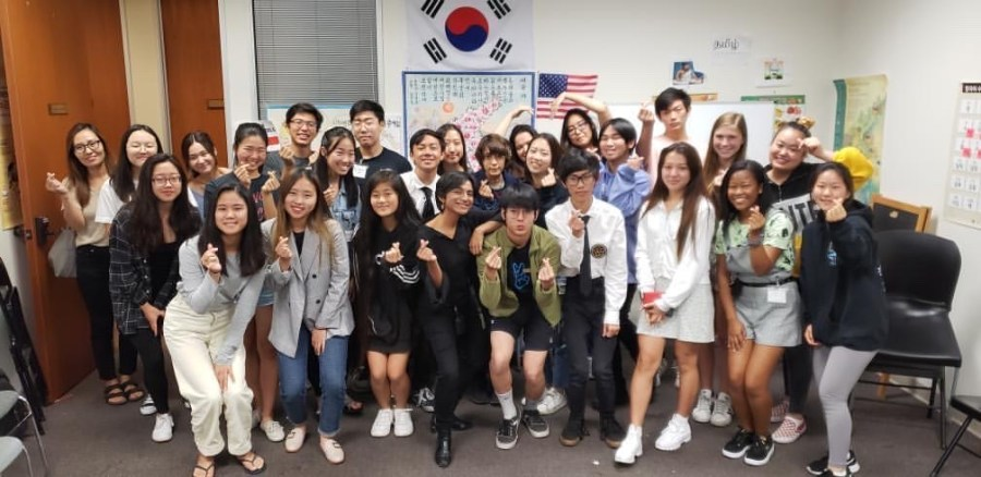 In normal circumstances, Korean American Young Leader members would gather at the Korean American Center for meetings. However, the group has been keeping in touch and plans to release a future podcast episode focusing on the Black Lives Matter Movement.
