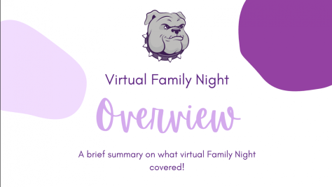 Second Virtual Family Night Greets New Bulldogs