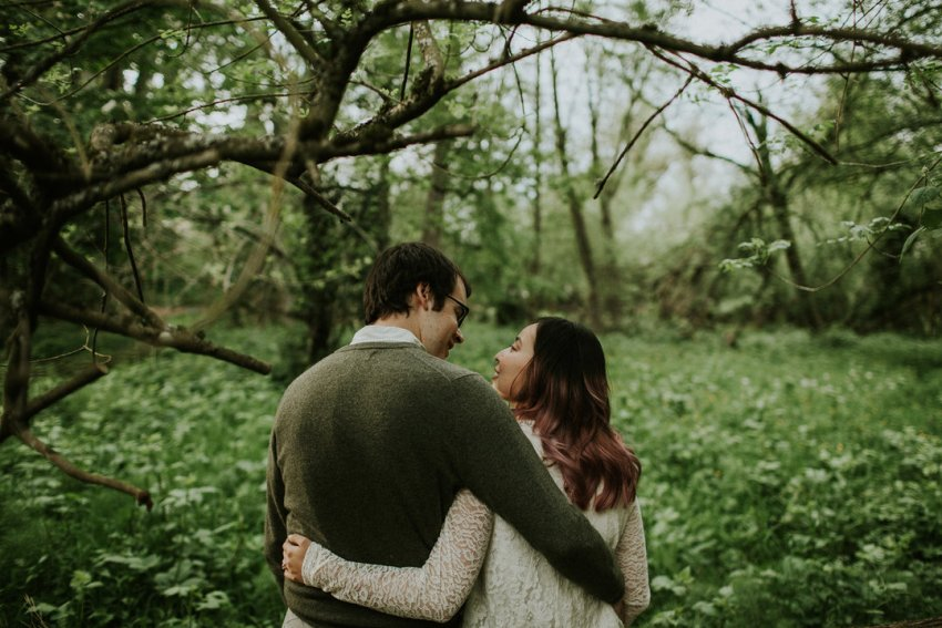 Jacquelyn Portolese Photography Seattle Wedding Engagement Photographer Washington Park Arboretum