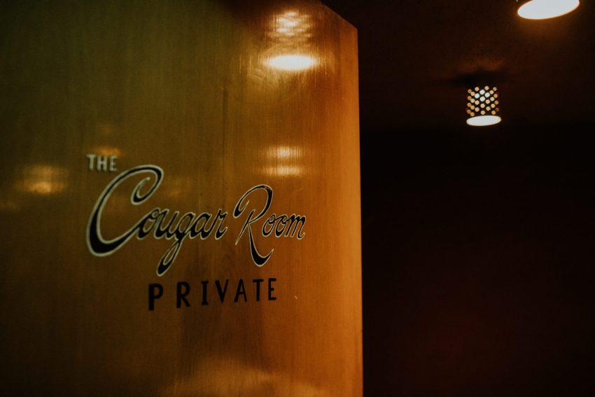 cougar room private party vito's