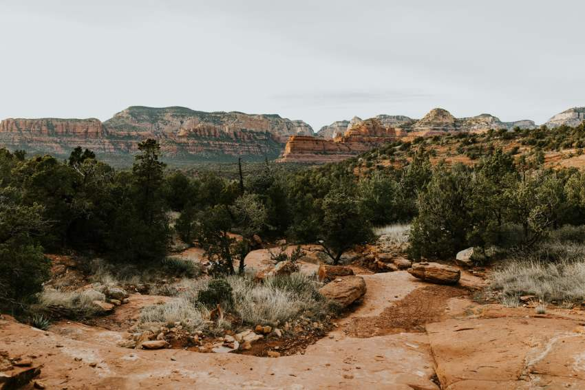 devil's bridge trail sedona az