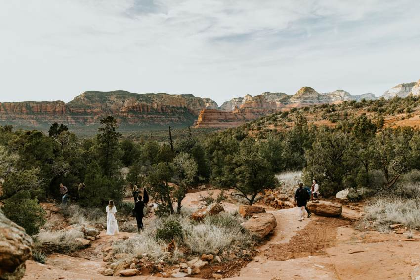 wedding photographer sedona
