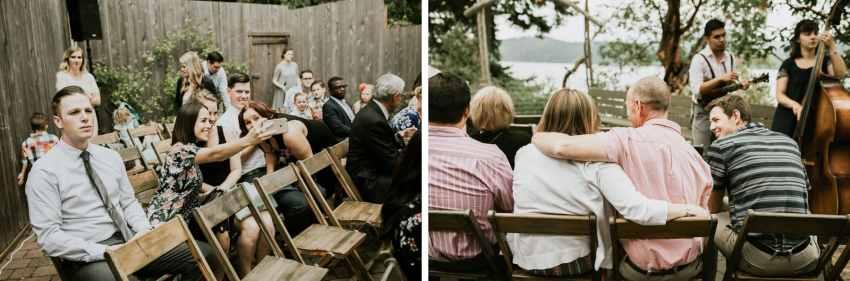 odd fellows hall orcas island wedding