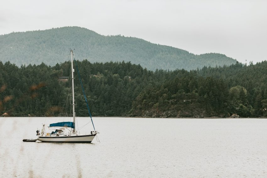 eastsound sail boat photo
