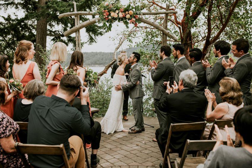 odd fellows hall orcas island wedding photographer