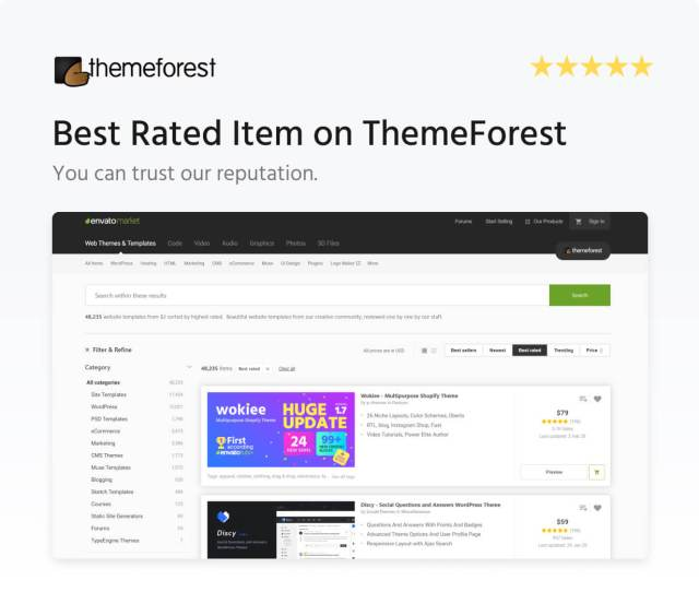 Wokiee - Multipurpose Shopify Theme - 6
