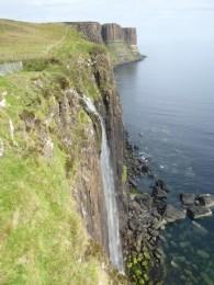 Tidefalls near Kilt Rock