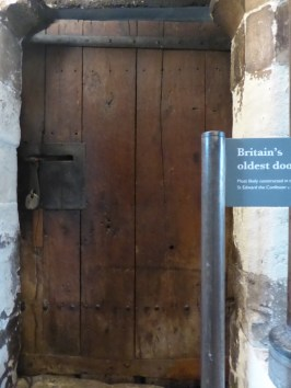 Britian's oldest door