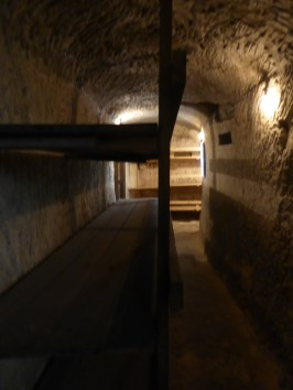 WWII air raid shelter under Birgu