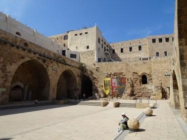 The citadel of Akko