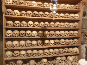 The room of skulls
