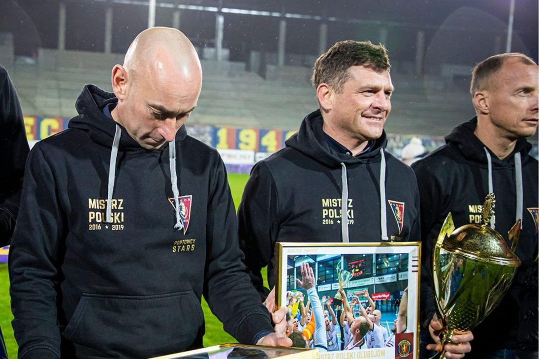 Bartosz Ława - Srebrny medal, którego nie było
