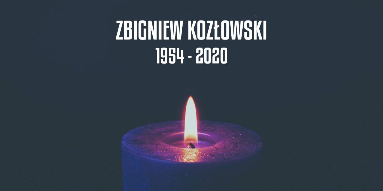 Zmarł Zbigniew Kozłowski