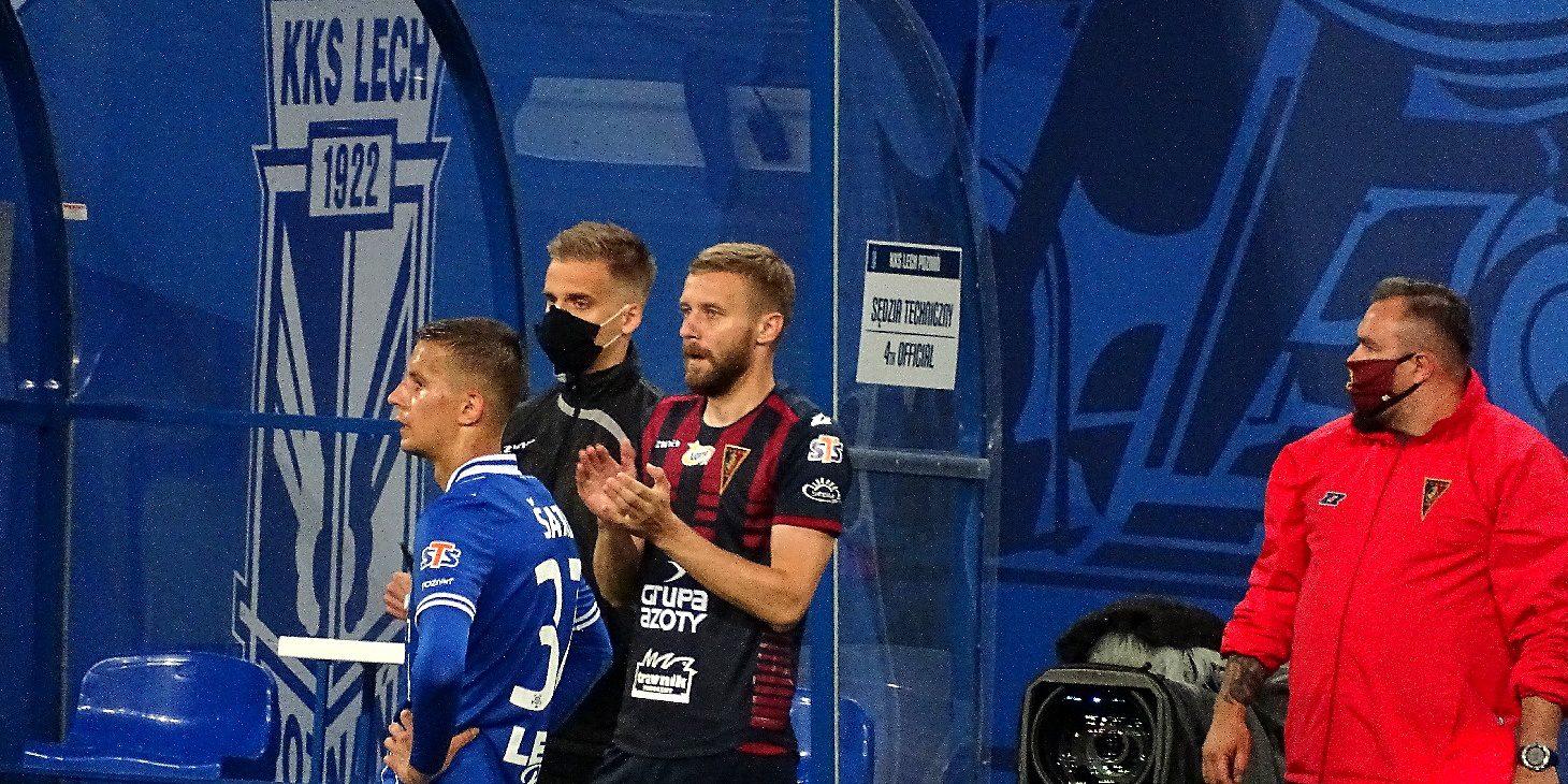 Bezbramkowy remis - Lech Poznań - Pogoń Szczecin 0:0