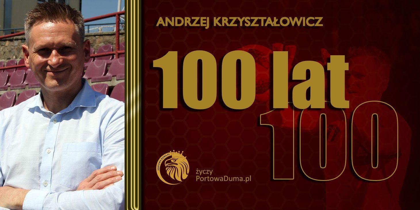 50. urodziny Andrzeja Krzyształowicza
