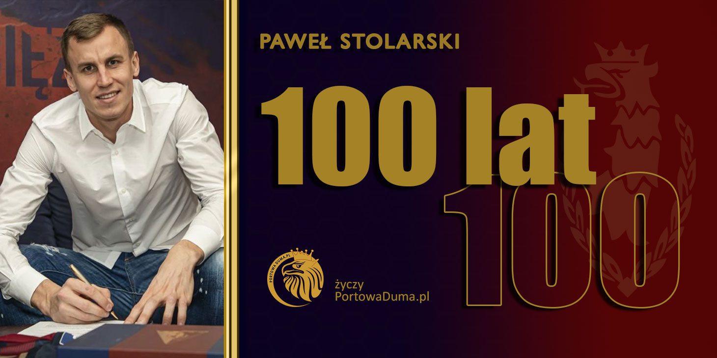 Urodziny Pawła Stolarskiego