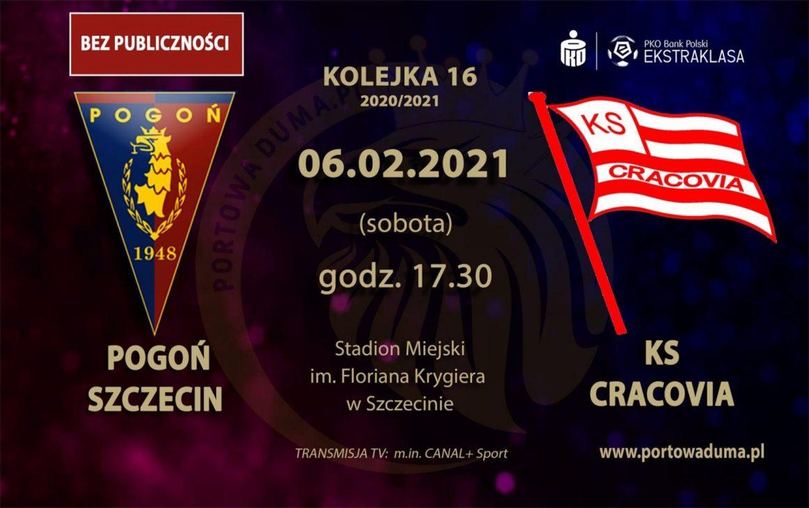 [Relacja z meczu]: Pogoń Szczecin - Cracovia.