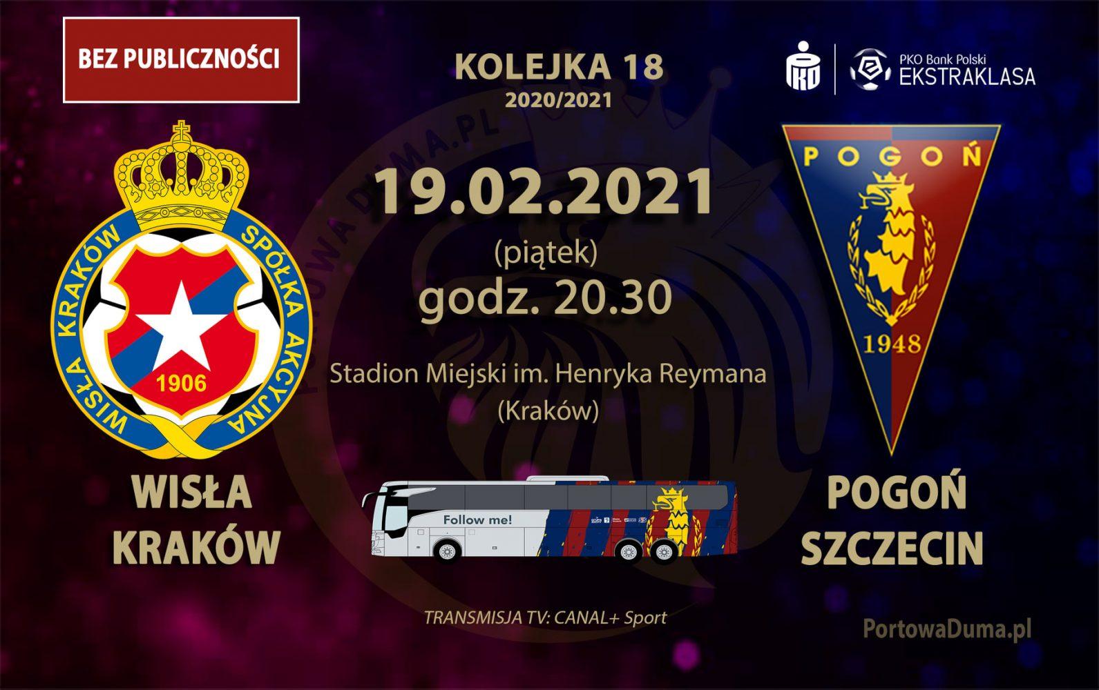 [Relacja z meczu]: Wisła Kraków – Pogoń Szczecin.