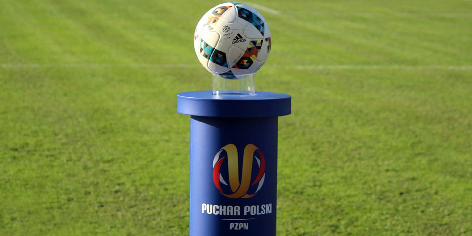 Puchar Polski. Piłka meczowa
