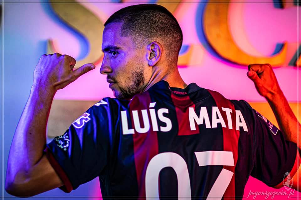 Luis Mata w jedenastce kolejki według #Ekstraklasa