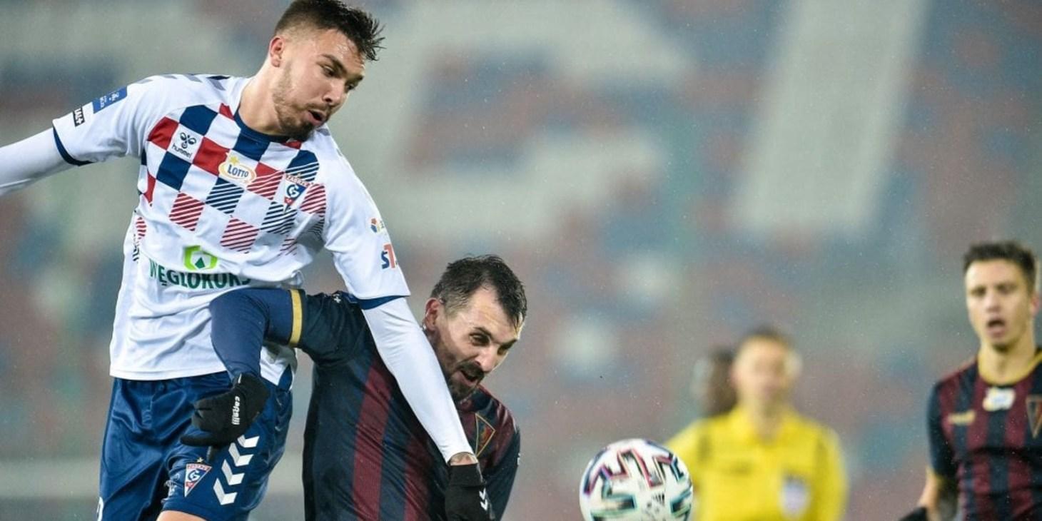 Zapowiedź meczu w ramach 26. kolejki PKO BP Ekstraklasa Pogoń Szczecin - Górnik Zabrze