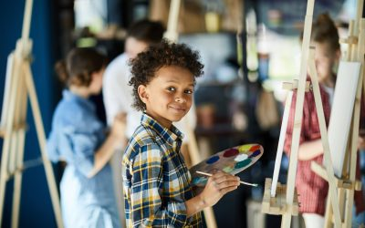 March Is Youth Art Month