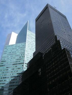 Hochhäuser an der Park Avenue, NYC | Bildrechte: nickneuwald
