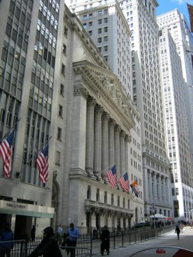 Wall Street, NYC | Bildrechte: nickneuwald