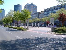 ehemaliger Busbahnhof am Königswall, April 2009 | Bildrechte: nickneuwald