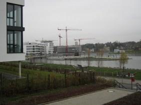 Hafenquartier im November 2012   Bildrechte: nickneuwald