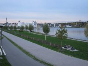 Südufer im Oktober 2013 | Bildrechte: nickneuwald