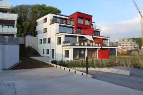 Terrassenhaus, Kohlensiepenstraße   Bildrechte: nickneuwald
