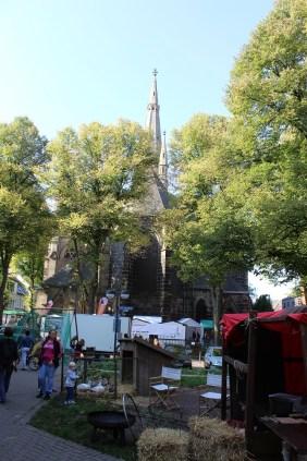 mittelalterlicher Markt, Friedrich-Ebert-Platz   Bildrechte: nickneuwald
