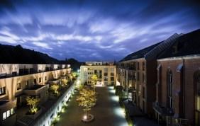 Aufsicht Klosterhof | Bildrechte: INTERBODEN Gruppe