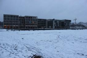 Hörder Hafenquartier im Winter 2014/15 | Bildrechte: nickneuwald