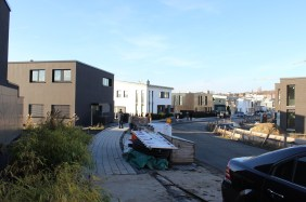 "Straßenbau ""An den Emscherauen"" | Bildrechte: nickneuwald"