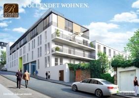 Redarius Quartier, Aachen | Bildrechte: INTERBODEN Gruppe