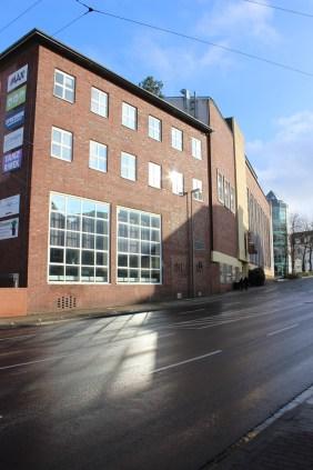 ehemaliges Sudhaus Stifts-Brauerei   Bildrechte: nickneuwald