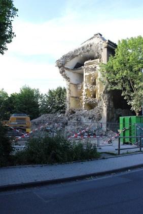 ehemaliger Hochbunker an der Faßstraße   Bildrechte: nickneuwald