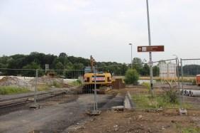 Verkehrsknoten Nortkirchenstraße/Konrad-Adenauer-Allee, August 2015 | Bildrechte: nickneuwald