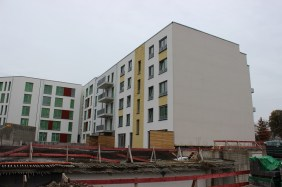 Port PHOENIX, 2. Bauabschnitt, Innenhof | Bildrechte: nickneuwald