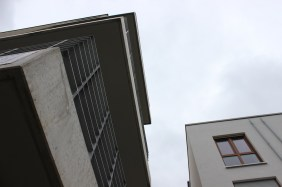 Innenhof Port PHOENIX, 1. Bauabschnitt | Bildrechte: nickneuwald