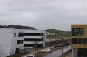 """Büro- und Geshäftshaus """"Neue Ufer"""", Phoenixseestraße   Bildrechte: nickneuwald"""