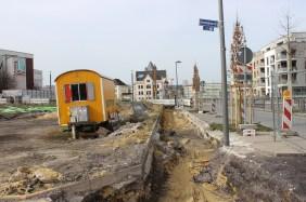 "Baufeld ""Rudolf-Platte-Quartier"" | Bildrechte: nickneuwald"