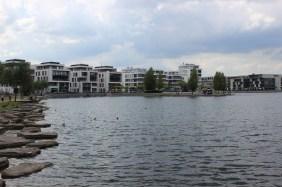 Hafenquartier, August 2016   Bildrechte: nickneuwald