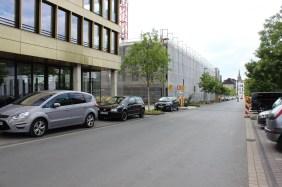 Bürogebäude auf Baugrundstück 310   Bildrechte: nickneuwald