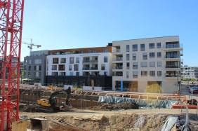 Port PHOENIX – Wohnen am Kai, dritter u. erster Bauabschnitt | Bildrechte: nickneuwald
