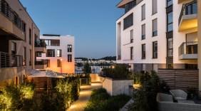 Port PHOENIX - Wohnen am Kai | Bildrechte: INTERBODEN Innovative Lebenswelten GmbH & Co. KG